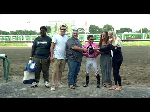 video thumbnail for MONMOUTH PARK 8-17-19 RACE 12