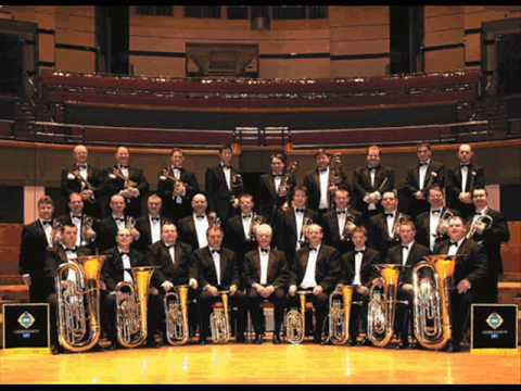 Grimethorpe Colliery Band 'Nimrod' from 'Enigma Variations'