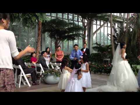 Wedding at Jewel Box
