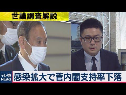 2020/12/01 11月 世論調査 記者解説(2020年12月1日)