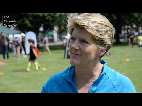 Clare Balding on Mindfulness, the Olympics and  Super Saturday of Sport