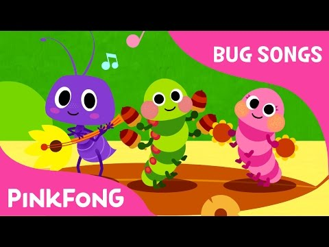 Bug'n Roll | Bug Songs | Pinkfong Songs for Children