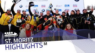 Friedrich doesn't know the word 'defeat' | IBSF Official