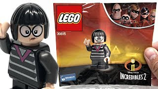 LEGO Incredibles 2 Edna Mode review! 2018 polybag 30615!