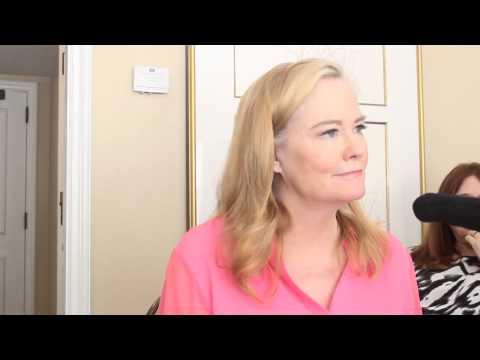 Cybill Shepherd : Do You Believe? Press Junket www.TagHollywood.com  Part 2