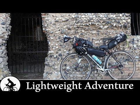 Lightweight Adventure Cycling trip - UK Bikepacking tour