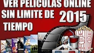 Las Mejores Paginas para ver Películas Online en Español I Gratis I HD  2015
