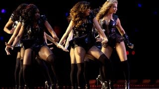Video Beyoncé - Super Bowl 2013 XLVII Halftime Show download MP3, 3GP, MP4, WEBM, AVI, FLV Agustus 2018