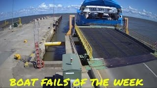 Its about to get messy!   Boat Fails of the Week