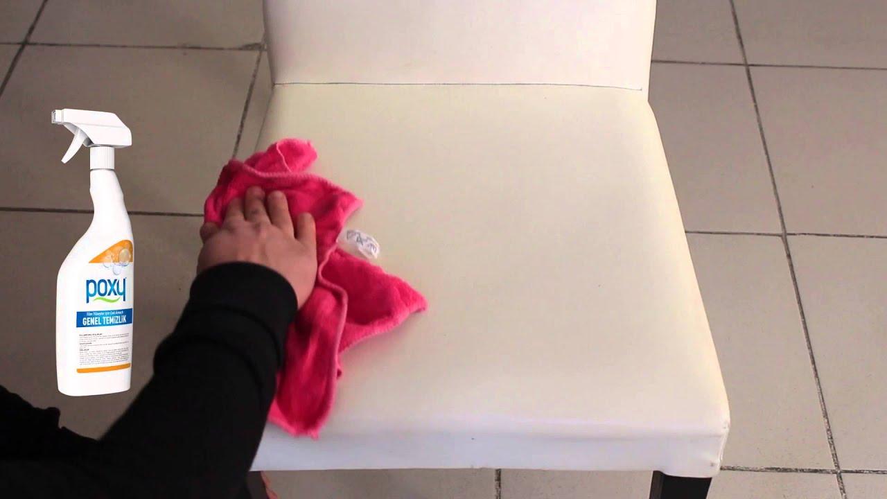 Deri koltuklar nasıl temizlenir