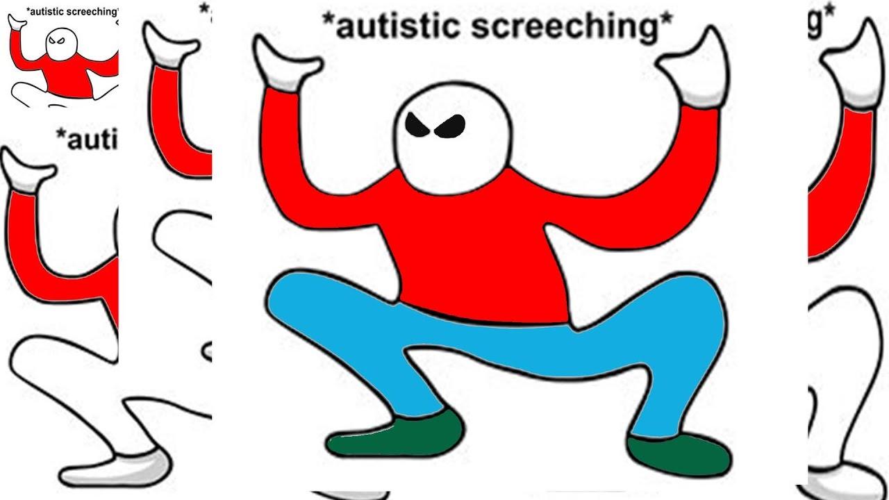 autistic screech audio - YouTube