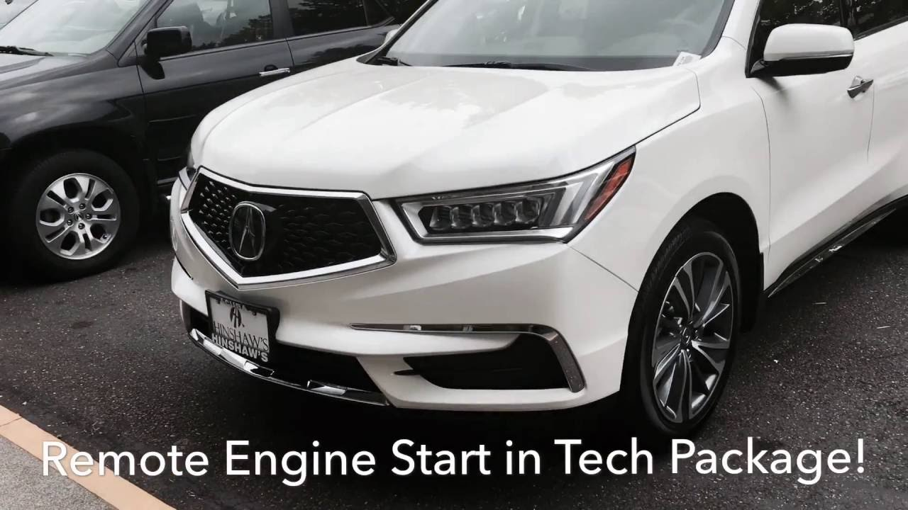 The Beautiful 2017 Acura Mdx Finally Arrived To Washington State Body Style Change