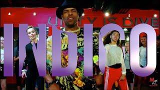 """Chris Brown - """"INDIGO""""   Phil Wright Choreography   Ig: @phil_wright_"""