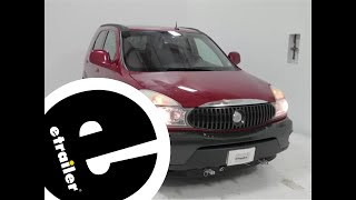 install blue ox base plates 2005 buick rendezvous bx1508 - etrailer.co