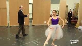 Little Dancer - In Between