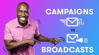 Campaigns vs Broadcast Emails in Drip: Whats the Difference?