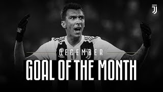 Juventus Goal of the Month | December 2018