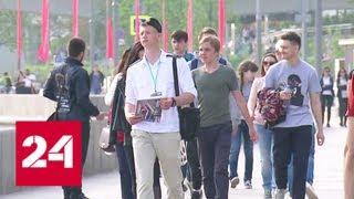 На Москву идут ливни с грозами и ветром - Россия 24