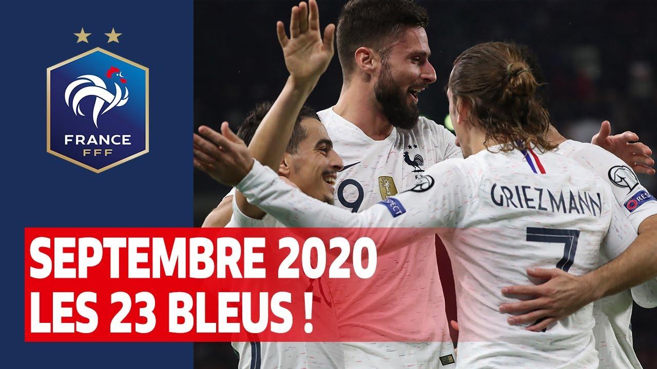 Trois Ultramarins Appeles Par Didier Deschamps En Equipe De France Outre