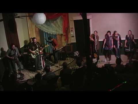 Bruce Peninsula - Steamroller (live) @ Neat Coffee Shop, Burnstown, ON - Oct 17, 2009