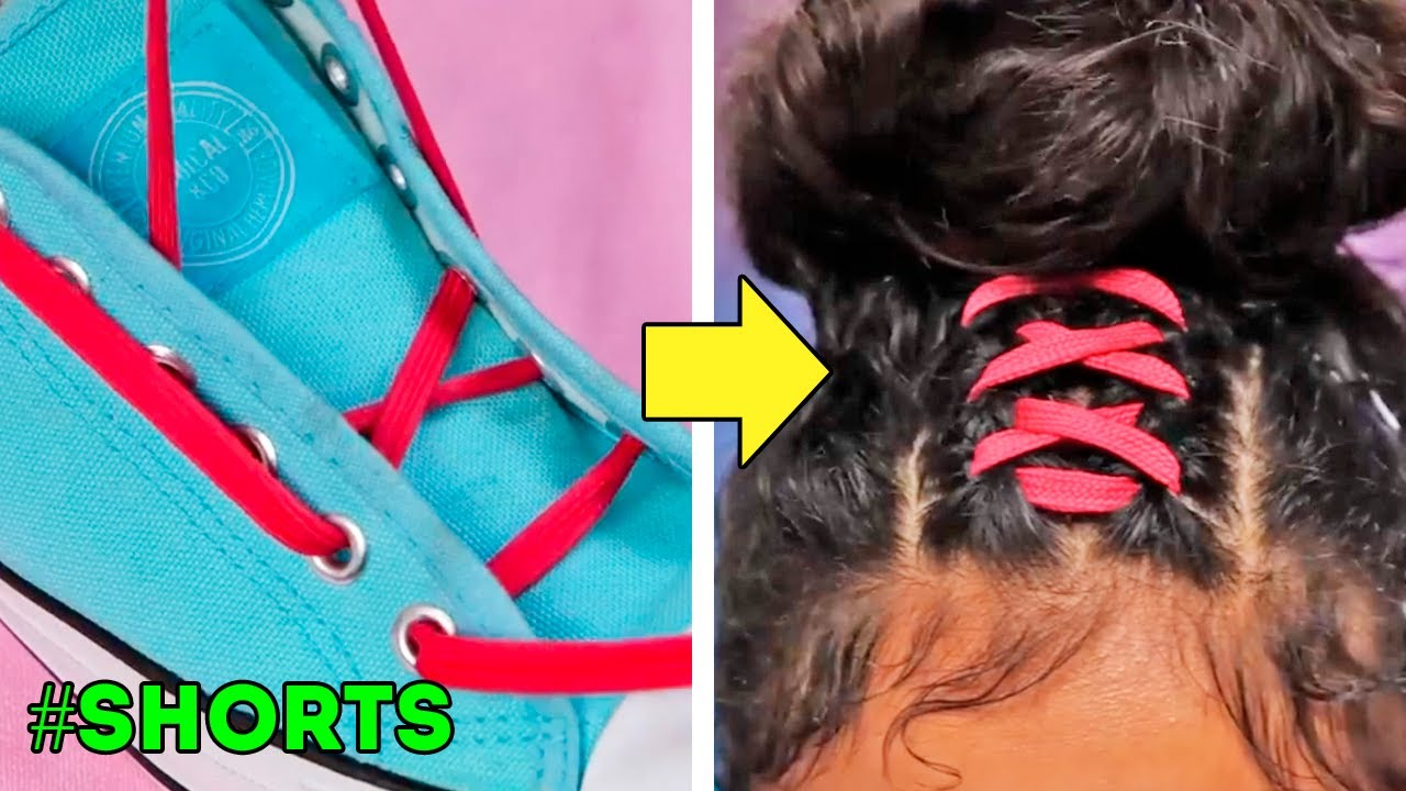 Awesome Hair Styling Hacks that will save your Time