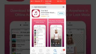 Gambar cover How to download MP3 songs in iPhone