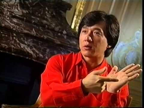 Jackie Chan 1997 Interview on Breaking Into American Market
