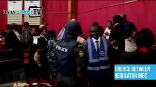 Tribunal rules on Atiku petition against Buhari presidency
