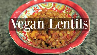 📝 Quick & Easy Lentils | High Protein, Low fat, & Vegan 💛🌿