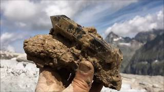 Kristallsuche im Kanton Uri 2017