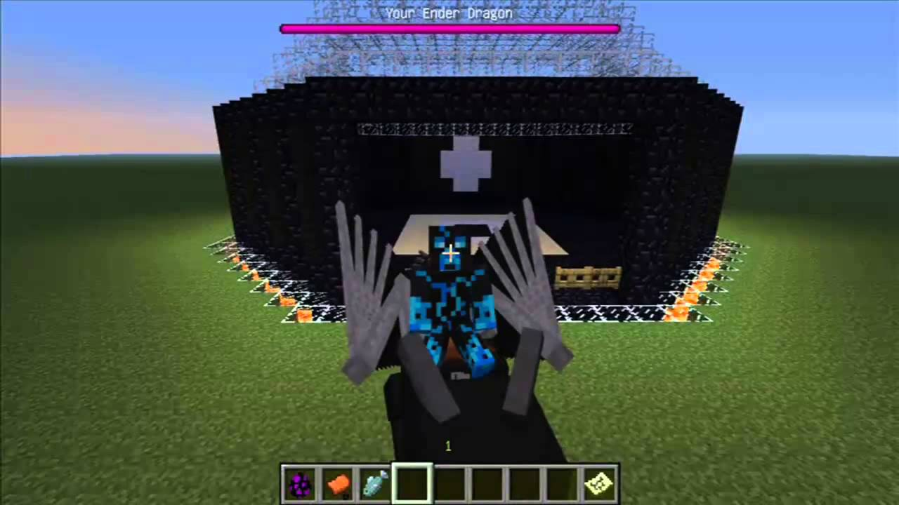 how to download minecraft dragon mod