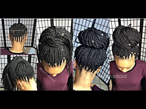 121 You Cant Tell Its Crochet Twist Youtube