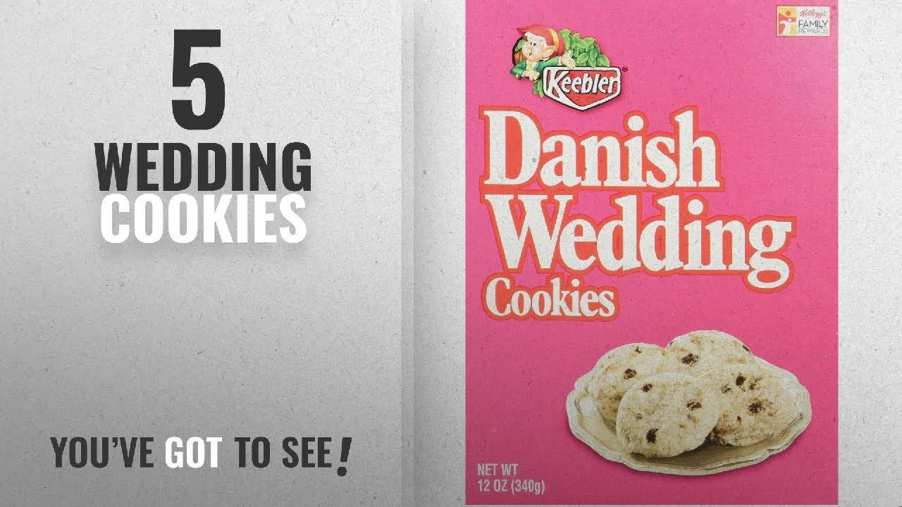 Best Wedding Cookies [2018]: Keebler Danish Wedding Cookies, 12 ...