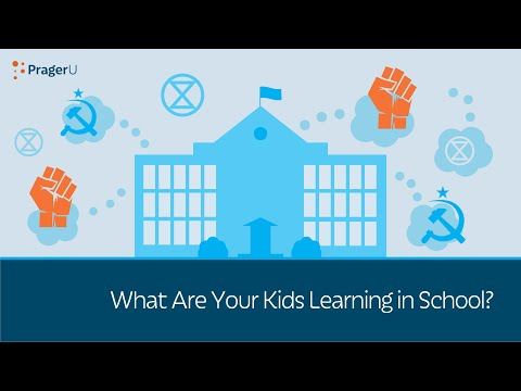 What Are Your Kids Learning in School?