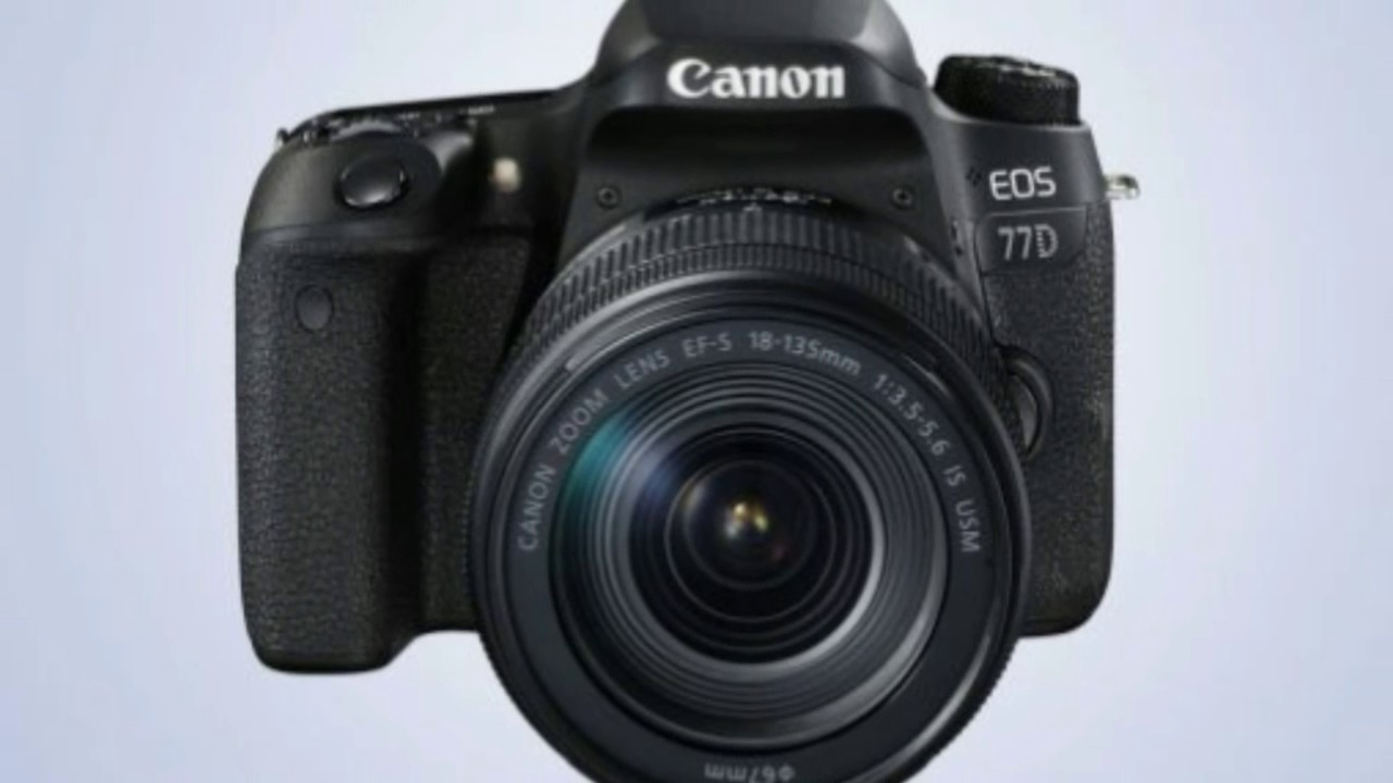 Best Dslr For Video 2017 >> THE BEST CAMERA..!! CANON 77D REVIEW - YouTube