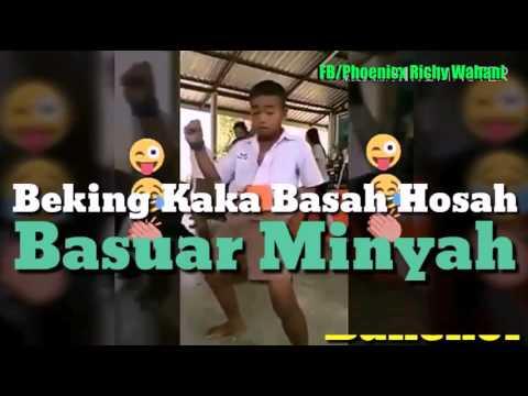 Imho Ft Isal Kreepek-Dhe Goyang Akang Dang (Lyric)
