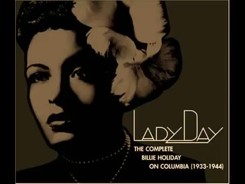 Back in your own Backyard - Billie Holiday 1938