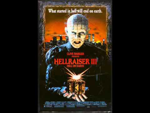 Motörhead - Hell On Earth (Hellraiser III OST)