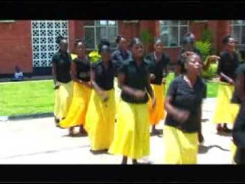 Mt  Zion Buchi UCZ Kitwe Nzembe Official Video