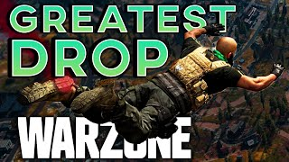 BEST EVER WARZONE LANDING? (5 KILLS IN 10 SECONDS!) | Call of Duty: Warzone Highlights