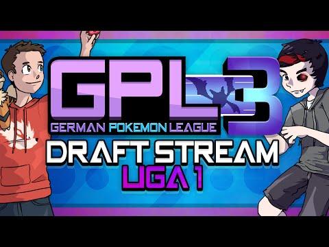 German Pokémon League [GPL] S3 - Draft Liga 1!