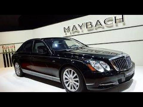 Best Luxury Car - Maybach Landaulet (full clip) - YouTube