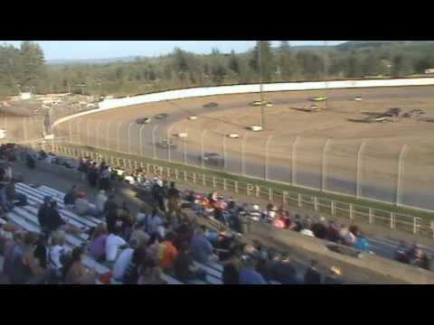 Grays Harbor Raceway, August 13, 2016, Outlaw Tuners A-Main