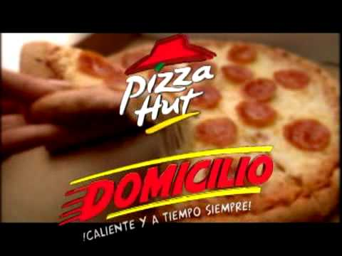 Pizza rica pizza hut el salvador youtube for Oficinas de pizza hut
