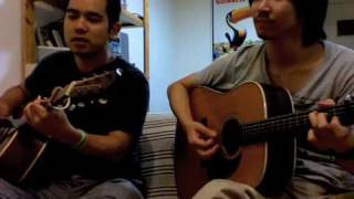 Thank you for watching! singing Japanese song with my friend, Ryu, ...