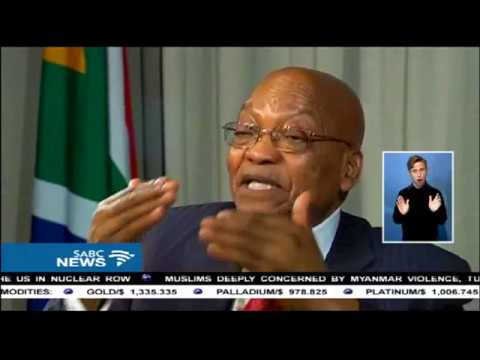 President Zuma calls for calm in Lesotho as tensions mount