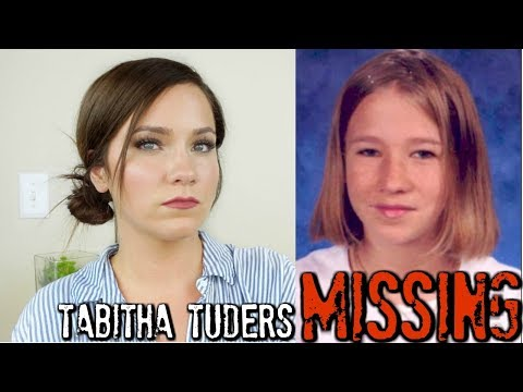 What happened to Tabitha Tuders?  Vanished at the bus stop!?