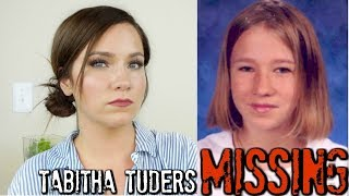 what happened to tabitha tuders? vanished at the bus stop?