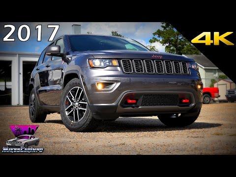 Part 2: 2017 Jeep Grand Cherokee Trailhawk - Ultimate In-Depth Look in 4K