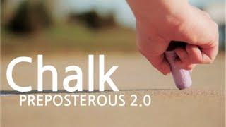 Chalk: Defining Discipleship #01 // David Dorn